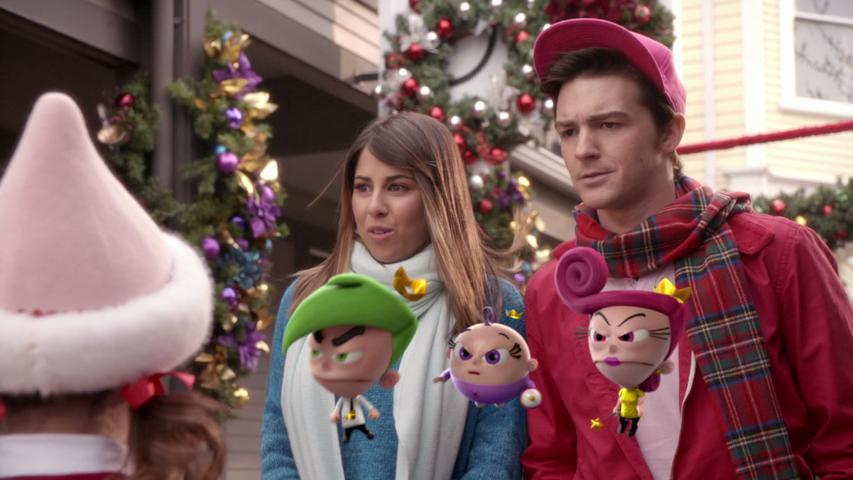 Kouzelní kmotříčci a Vánoce / A Fairly Odd Christmas (2012)