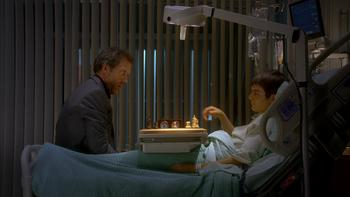 Episodio 23 (TTemporada 3) de Dr. House