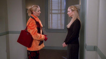 Episodio 13 (TTemporada 5) de Friends