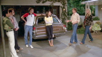 Episodio 6 (TTemporada 7) de That '70s Show