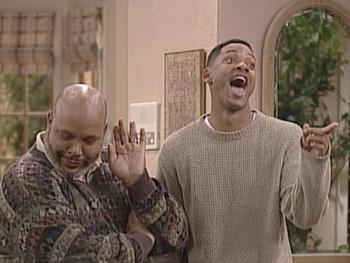 Episodio 17 (TTemporada 6) de The Fresh Prince of Bel-Air