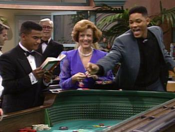 Episodio 12 (TTemporada 2) de The Fresh Prince of Bel-Air