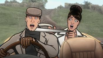Episodio 11 (TTemporada 6) de Archer