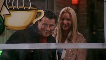 Episodio 14 (TTemporada 9) de Friends