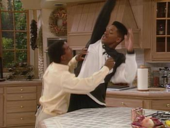 Episodio 4 (TTemporada 2) de The Fresh Prince of Bel-Air