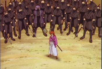 Episodio 8 (TParte 2) de Rurouni Kenshin