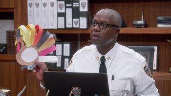 Episodio 10 (TTemporada 1) de Brooklyn Nine-Nine