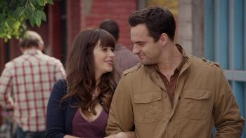 Episodio 15 (TTemporada 3) de New Girl