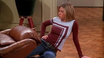 Episodio 13 (TTemporada 7) de Friends