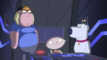 Episodio 8 (TTemporada 13) de Family Guy