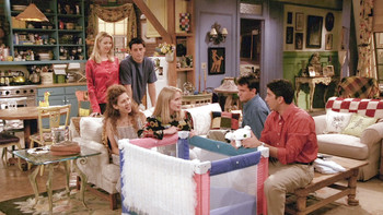Episodio 2 (TTemporada 2) de Friends