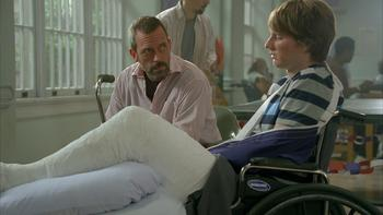 Episodio 2 (TTemporada 6) de Dr. House