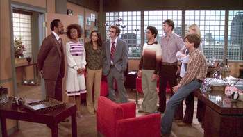 Episodio 8 (TTemporada 7) de That '70s Show