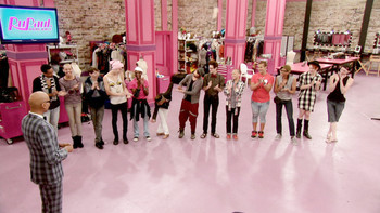Episodio 2 (TTemporada 5) de RuPaul's Drag Race