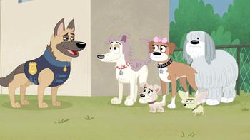 Episodio 19 (TTemporada 1) de Pound Puppies