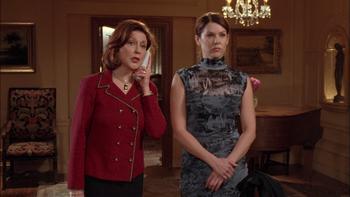Episodio 15 (TTemporada 4) de Gilmore Girls