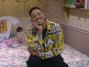 Episodio 23 (TTemporada 2) de The Fresh Prince of Bel-Air