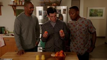 Episodio 7 (TTemporada 4) de New Girl