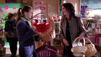 Episodio 13 (TTemporada 2) de Gilmore Girls