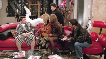 Episodio 18 (TTemporada 2) de Friends