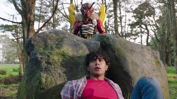 Episodio 3 (TTemporada 1) de Power Rangers Dino Charge