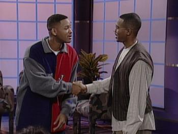 Episodio 11 (TTemporada 6) de The Fresh Prince of Bel-Air