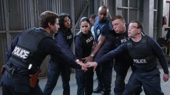 Episodio 19 (TTemporada 1) de Brooklyn Nine-Nine