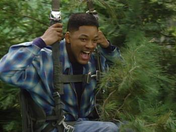 Episodio 21 (TTemporada 4) de The Fresh Prince of Bel-Air