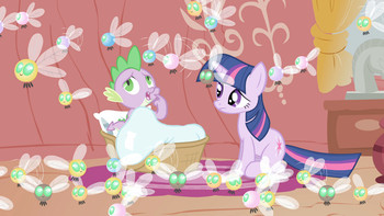 Episodio 10 (TTemporada 1) de My Little Pony: Friendship Is Magic