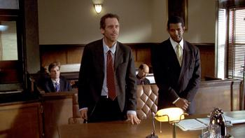 Episodio 9 (TTemporada 1) de Dr. House