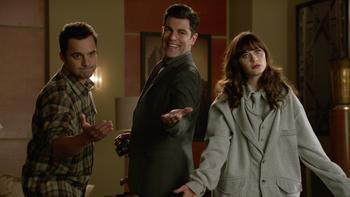 Episodio 14 (TTemporada 4) de New Girl