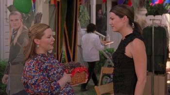 Episodio 3 (TTemporada 4) de Gilmore Girls