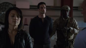 Episodio 22 (TTemporada 1) de Marvel's Agents of S.H.I.E.L.D.