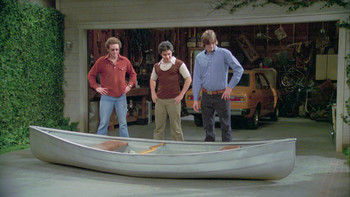 Episodio 22 (TTemporada 6) de That '70s Show