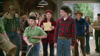 Episodio 17 (TTemporada 5) de That '70s Show