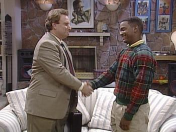 Episodio 4 (TTemporada 6) de The Fresh Prince of Bel-Air