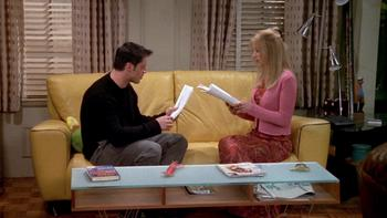 Episodio 20 (TTemporada 6) de Friends