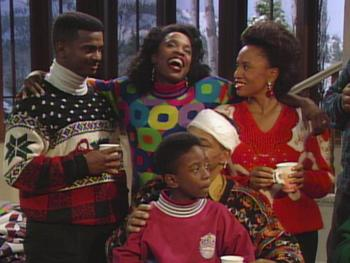 Episodio 13 (TTemporada 2) de The Fresh Prince of Bel-Air