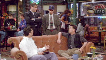 Episodio 21 (TTemporada 2) de Friends