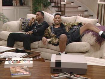 Episodio 24 (TTemporada 2) de The Fresh Prince of Bel-Air