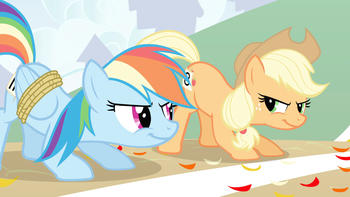 Episodio 13 (TTemporada 1) de My Little Pony: Friendship Is Magic