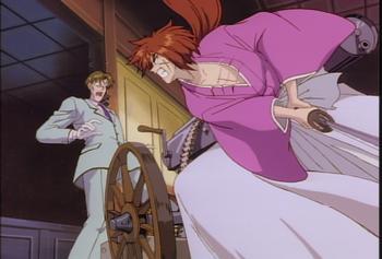 Episodio 11 (TParte 1) de Rurouni Kenshin