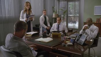 Episodio 12 (TTemporada 6) de Dr. House