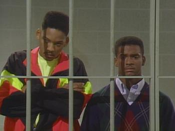 Episodio 6 (TTemporada 1) de The Fresh Prince of Bel-Air