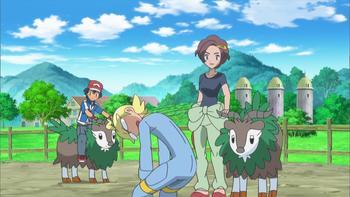 Episodio 5 (TSerie Pokémon XY–Expediciones en Kalos) de Pokémon: XY