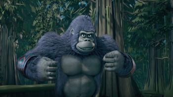 Episodio 8 (TTemporada 1) de Kong: El rey de los monos