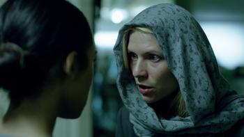 Episodio 7 (TTemporada 4) de Homeland