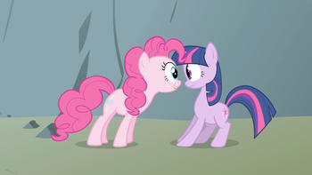 Episodio 15 (TTemporada 1) de My Little Pony: Friendship Is Magic