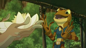 Episodio 5 (TTemporada 1) de Kulipari: Un ejército de ranas