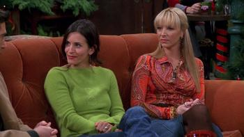 Episodio 11 (TTemporada 8) de Friends
